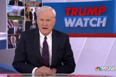 Matthews: Trump's pardons a signal to friends stuck in Mueller Probe