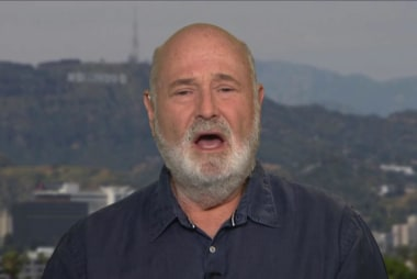 Rob Reiner calls Roseanne comment 'not acceptable in 2018'