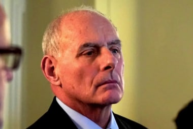 WSJ: Kelly could be considered for VA Secretary