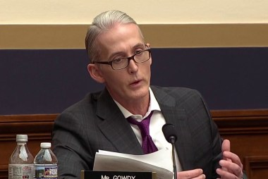 Rep. Trey Gowdy discredits Trump's spy claims