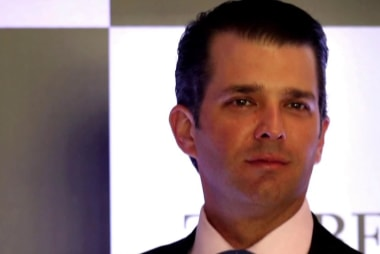 Special Counsel investigates Don Jr foreign campaign links