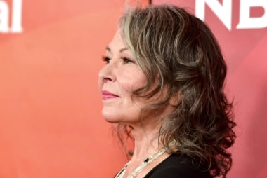 Roseanne mulling to fight back. Trump weighs in