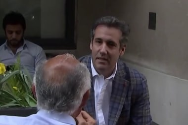Cohen told companies he had 'best relationship' w/ Trump