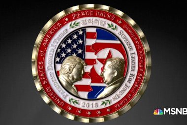 What about the North Korea summit commemorative coins?