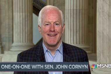 One on One with Sen. John Cornyn