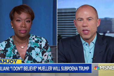 Michael Avenatti: 'Trump keeps lying about what happened'