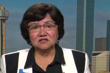 'Texas chose me': Lupe Valdez