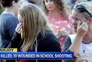 Teen gun control activist Matt Post: 'We need to address gun sickness'