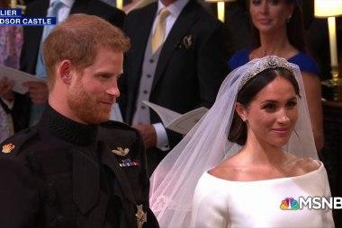 Joy Reid and her panel celebrate the royal wedding!