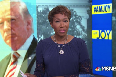 MSNBC's Clint Watts on FBI informant: 'Everything president says is false'