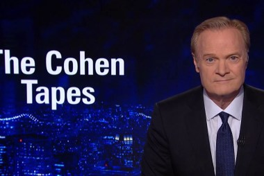 Lawrence on obstruction and 'the Cohen Tapes'
