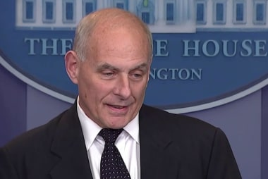 "Lawrence: How long will the ""idiot"" keep John Kelly on the job?"