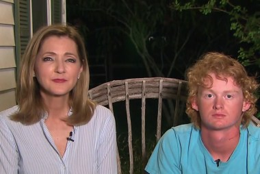 "Student Shooting survivor: feel like ""luckiest guy alive right now"""