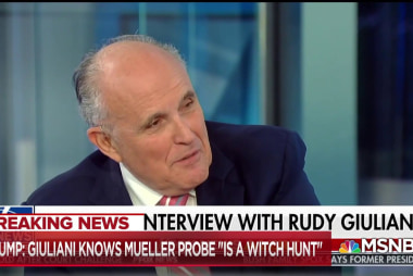 Giuliani to issue correct for explosive Stormy Daniels remarks
