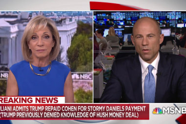 Stormy Daniels lawyer: 'The likelihood of us having a chance to depose Trump went up exponentially'