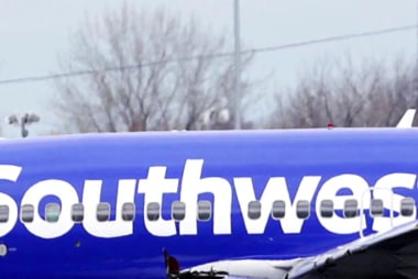 Southwest flight diverts course over cracked window