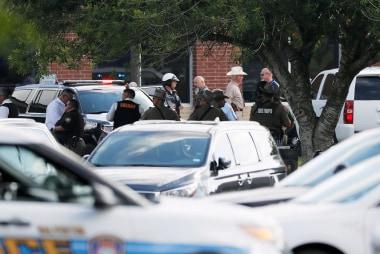 Texas gunman in custody is 17-year-old male student