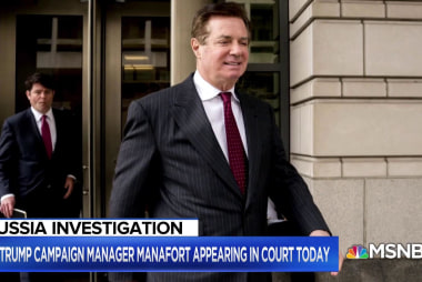 Manafort faces federal court hearing