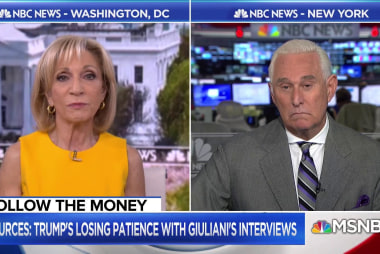 Roger Stone: Rudy Giuliani is the 'tough guy' Trump needs on legal team