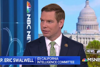 Swalwell: Pence call to end Mueller probe 'extremely irresponsible'