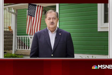 Blankenship and the trickle down of the Trump presidency