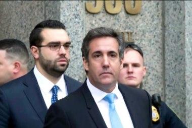 Did Cohen maintain an extramarital affair slush fund?