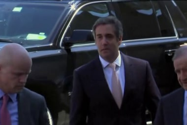 Companies paid millions to Michael Cohen
