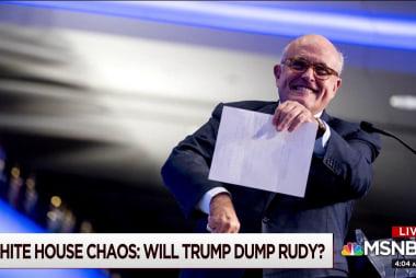 Meacham: Trump, Giuliani fall back on Roy Cohn strategy