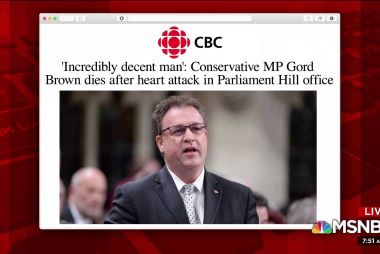 Remembering the life of Gord Brown