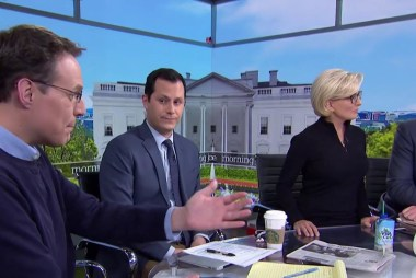 Why Steve Kornacki believes the Senate's in play