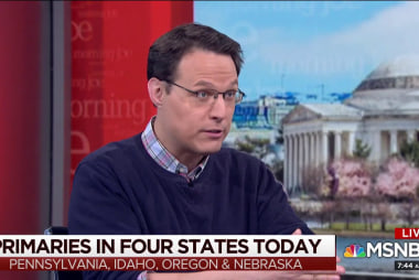 Kornacki: Dems see an opportunity in Pa. primary