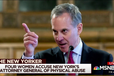 How the New Yorker built airtight report on Schneiderman