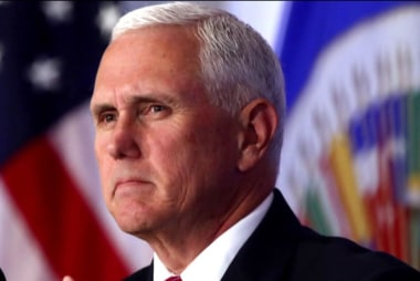 Pence makes moves, and some in GOP aren't happy