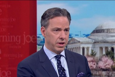 DC swamp takes over good people in Tapper novel
