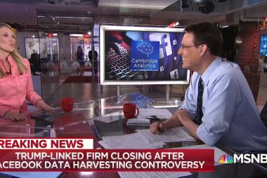 Cambridge Analytica to shutdown after Facebook controversy
