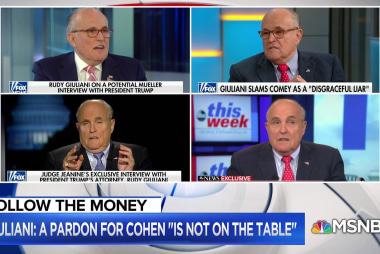 Fmr. Asst. U.S. Attorney: Giuliani is 'catastrophic' for Trump