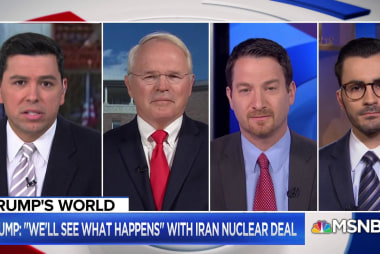 Rubin: If the U.S. breaks the Iran Deal, 'the guardrails are off'