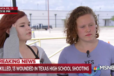 Some survivors of Santa Fe school shooting are hesitant to return