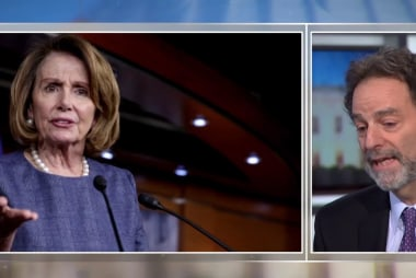Dem. strategist: Pelosi declaration was not necessary