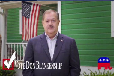 Blankenship escalates West Virginia primary with 'China people' attacks