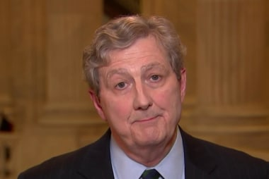 Kennedy on his lobbyist bill: 'I want to know who I'm meeting with'