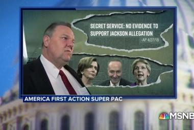 Trump Super PAC hits Jon Tester in new ad