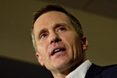 Missouri GOP candidate Hawley caught in the middle of Greitens scandal