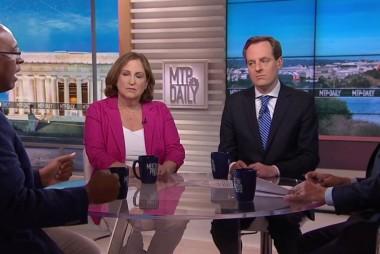 'Asymmetric warfare,' as Trump escalates attacks against Justice Department