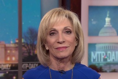 Andrea Mitchell: 'Predictable' for Kim Jong Un to poke the fence