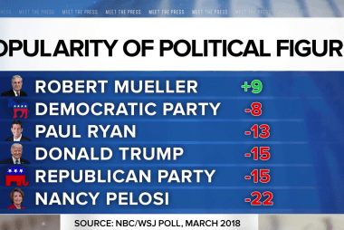 Dem strategist: Pelosi is not going to be issue in midterm elections