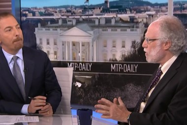 Fmr. WH Counsel: FBI and GOP Congressmen meeting 'remarkable crossing of a line'