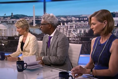 Panel discusses Trump's conduct towards the Justice Department and pay to play schemes