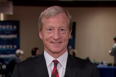 Full Steyer: Before impeachment, midterms 'a referendum of this President'