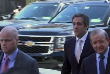 Winter: Michael Cohen surveillance is 'very serious matter'